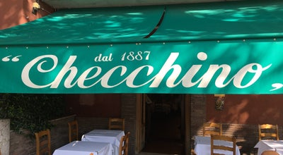 Photo of Food Checchino Dal 1887 at Via Di Monte Testaccio 30, Rome 00153, Italy