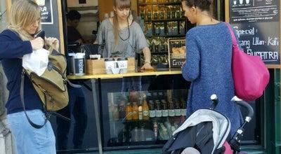 Photo of Coffee Shop ViCAFE - Barista Espresso Bar at Theaterstrasse 14, Zürich, Switzerland