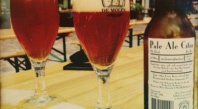 Photo of American Restaurant Bar Brouw Oost at Beukenplein 17, Amsterdam 1092 BN, Netherlands