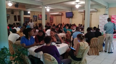 Photo of Caribbean Restaurant Upscale Restaurant at 32-33 Hinck St., Robbstown, Guyana
