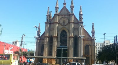 Photo of Church Igreja de Santa Cruz at R. São Bento, Araraquara 14801-308, Brazil
