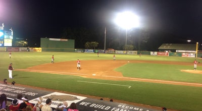 Photo of Baseball Field Pelicans Baseball Game at Myrtle Beach, SC, United States