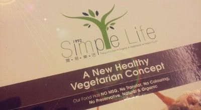 Photo of Vegetarian / Vegan Restaurant Simple Life Healthy Vegetarian at Malaysia