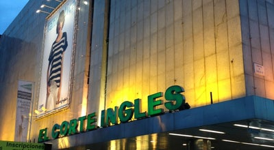 Photo of Department Store El Corte Inglés at Av. Diagonal, 617, Barcelona 08028, Spain