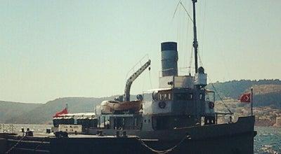 Photo of History Museum Nusret Mayın Gemisi at Çanakkale, Turkey