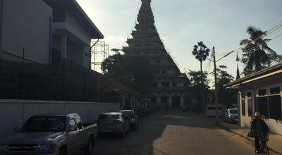 Photo of Buddhist Temple วัดหนองแวง (Wat Nong Waeng) at 593 ถ.กลางเมือง, Mueang Khon Kaen 40000, Thailand