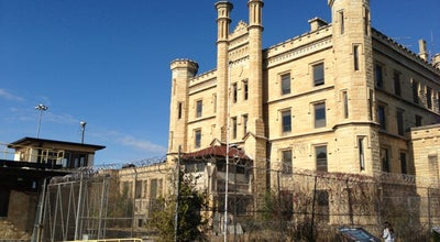 Photo of Monument / Landmark Old Joliet Prison at 1125 Collins St, Joliet, IL 60432, United States