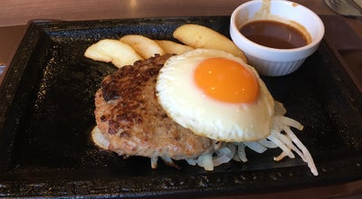 Photo of Steakhouse ステーキガスト 伊勢崎柳原店 at 柳原町57-2, 伊勢崎市 372-0054, Japan