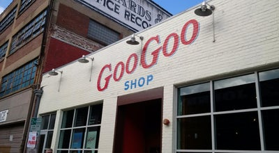 Photo of Candy Store Goo Goo Shop at 116 3rd Ave S, Nashville, TN 37201, United States