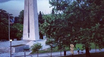 Photo of Monument / Landmark Μνημείο Ηρώων Β'Π.Π. (Σπαθί) at Κομοτηνή 691 00, Greece