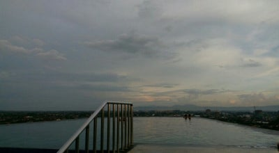 Photo of Pool Roof Top Swimming Pool Indoluxe Hotel at Monjali, Yogyakarta, Indonesia