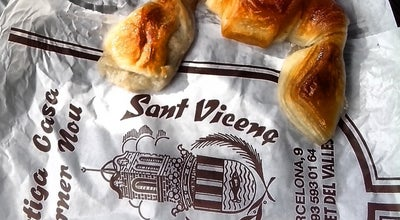 Photo of Bakery Forn de Sant Vicenç at Spain