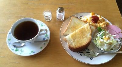 Photo of Cafe 珈琲珈琲 川原店 at 川原町375-8, 前橋市, Japan