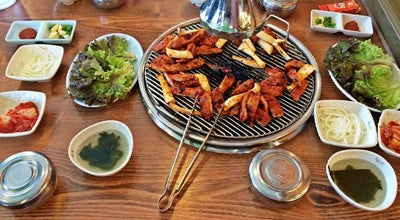 Photo of BBQ Joint 미스터닭갈비 at South Korea