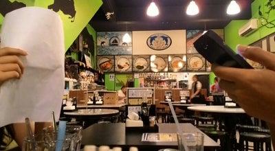 Photo of Vegetarian / Vegan Restaurant 愛之船料理 at Persiaran Batu Karang, Kampar, Perak 31900, Malaysia