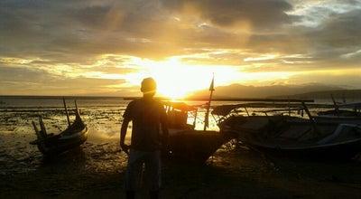 Photo of Beach Pantai Kampe (Wisata Agro Pasewaran) at Jalan Situbondo - Banyuwangi, Wongsorejo, Banyuwangi, Indonesia