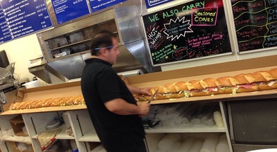Photo of Sandwich Place Rinaldi's Deli at 872 E Main St, Stamford, CT 06902, United States