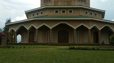 Photo of Spiritual Center Bahá'í House of Worship at Kisaasi, Kampala, Uganda