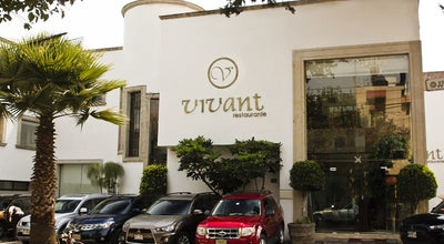 Photo of Restaurant Vivant at Av. Revolución 1378, Col. Guadalupe Inn, DF 01020, Mexico