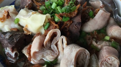 Photo of Dumpling Restaurant Bakwan Subur at Jl. Taman Borobudur Utara 26, Malang, Indonesia