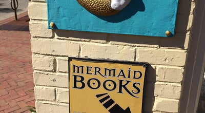 Photo of Bookstore Mermaid Bookstore at 421 Prince George St A, Williamsburg, VA 23185, United States