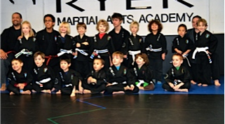 Photo of Martial Arts Dojo Ryer Martial Arts Academy at 5440 Centre Ave, Pittsburgh, PA 15232, United States