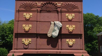 Photo of Monument / Landmark Worlds Largest Chest of Drawers at 504 Hamilton St., High Point, NC 27262, United States