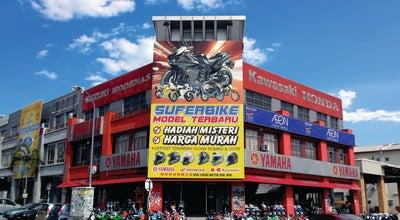 Photo of Motorcycle Shop Kok Cheng Motor Sdn Bhd - Head Office at No. 1 & 3 Lorong Bayu Tinggi 1b/ks6, Klang 41200, Malaysia