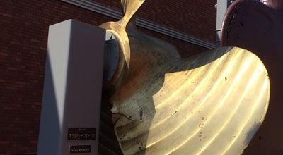 Photo of Monument / Landmark 戦艦「陸奥」スクリュープロペラ at 宝町5-20, 呉市, Japan