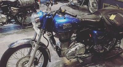 Photo of Motorcycle Shop Royal Enfield at Select City Walk Mall, New Delhi 110017, India