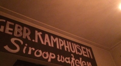 Photo of Bar Kamphuisen eet & drinklokaal at Netherlands