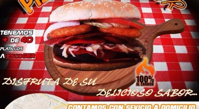 Photo of Burger Joint EL CANAL restaurante y Hamburguesas al carbón Reynosa at Venustiano Carranza Esquina, Reynosa zona centro 88500, Mexico