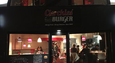Photo of Burger Joint Clerckies at Steenpoort 28, Kortrijk 8500, Belgium