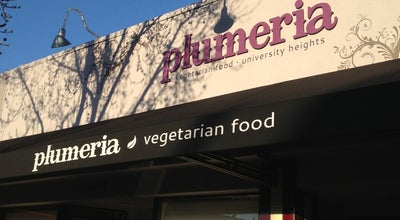 Photo of Vegetarian / Vegan Restaurant Plumeria at 4661 Park Blvd, San Diego, CA 92116, United States