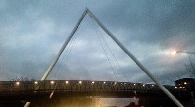 Photo of Monument / Landmark Triangle Bridge at Fort Wayne, IN 46805, United States