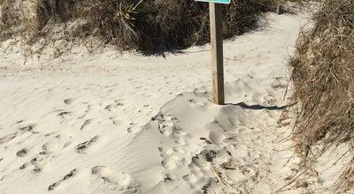 Photo of Beach 40th Street Beach Access at 40th Street, Oak Island, NC 28465, United States