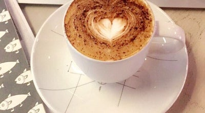 Photo of Coffee Shop Foundation Coffee House at Sevendale House, Manchester M1 1JB, United Kingdom