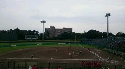 Photo of Baseball Field 磐田城山球場 at Iwata, Japan