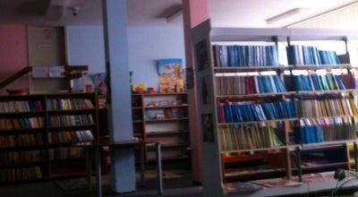 Photo of Library НУУБ Гоце Делчев-Штип at Macedonia