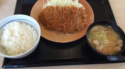 Photo of Japanese Restaurant かつや 三条店 at 須頃2-29, 三条市 955-0092, Japan