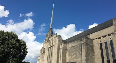 Photo of Church Wesley United Methodist Church at 1203 W Green St, Urbana, IL 61801, United States