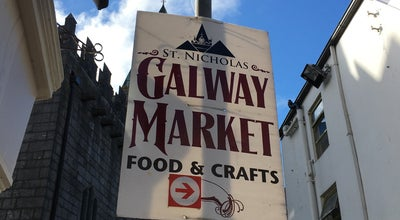Photo of Bakery Griffins Bakery at Shop Street, Galway, Ireland