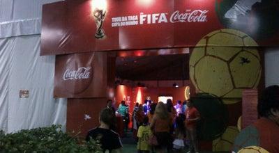 Photo of Art Gallery TOUR DA TAÇA DA COPA DO MUNDO DA FIFA POR COCA COLA at Brazil