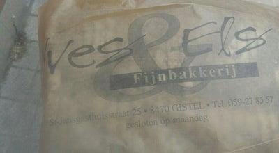 Photo of Bakery Bakker Yves & Els at Sint Jans Gasthuisstraat 25, Gistel 8470, Belgium