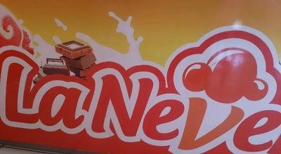 Photo of Ice Cream Shop La Neveria Roosevelt at San Miguel, El Salvador