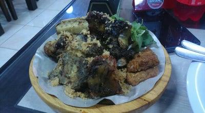 Photo of Asian Restaurant Ayam Penyet Ria Khas Ibu Ruth at Jl. Andi Makkasau No 55, Parepare, Indonesia