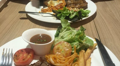Photo of Steakhouse Sawasdee Steak @ The Crystal PTT at The Crystal Ptt, Thailand