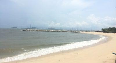 Photo of Beach หาดสุชาดา at Rayong, Thailand