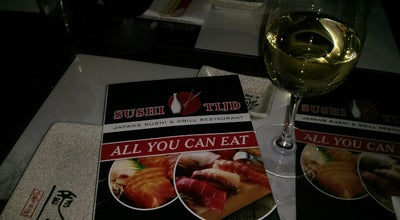 Photo of Sushi Restaurant Sushi Tijd at Ootmarsumsestraat 6, Almelo 7607 BC, Netherlands