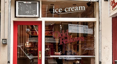 Photo of Other Venue OddFellows Ice Cream  at 75 E 4th St, New York, NY 10003, United States